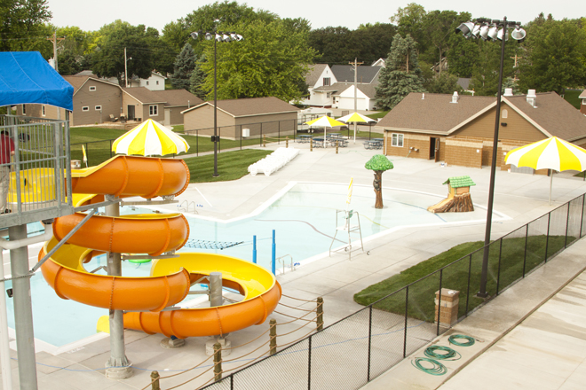 POOL CLOSES August 19th