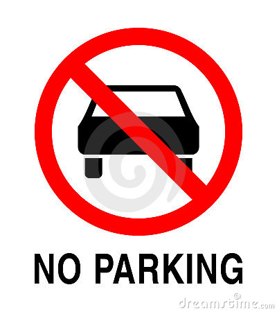 No Parking Ordinance